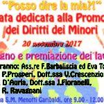 """""""Posso dire la mia?"""": lunedì premiazioni alla Menotti Garibaldi"""