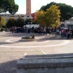 Studenti in piazza, Sindaco e Asl al Meucci