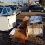 Continua l'abbandono indiscriminato dei rifiuti