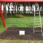Il parco del Quartiere Agroverde torna a splendere