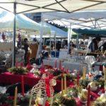 Il mercatino del centro riapre alla vigilia di Natale