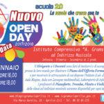 Secondo Open Day alla Gramsci il prossimo 11 gennaio