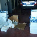 Trasportava prodotti alimentari in condizioni non idonee: multa di 20.000 €