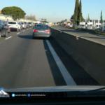 Auto in panne sulla Pontina, rallentamenti a Tor De' Cenci