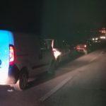 Maxi tamponamento sulla Pontina: 4 auto coinvolte