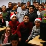 Istituto Gramsci, VideoAuguri dei Reporter web e del Dirigente scolastico
