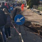 Partiti i lavori per evitare nuovi allagamenti su Via Carroceto