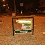 Vandali al Quartiere Agroverde, scatta la denuncia