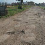 """A Fossignano segnalate """"strade che somigliano a territori bombardati"""""""