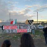 Blitz del Blocco Studentesco contro l'alternanza scuola-lavoro