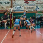 La GiòVolley sbanca Catania: la squadra di Federici è in zona play-off
