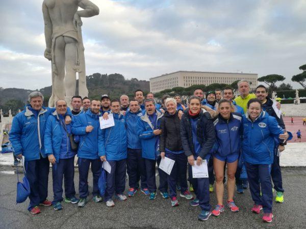 La corsa di Miguel Asd Podistica Aprilia