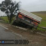 Prevista la chiusura della Pontina per la rimozione del camion incidentato