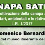 """""""Canapa Sativa"""", il 3 febbraio evento informativo alla comunità """"Raggio di sole"""""""