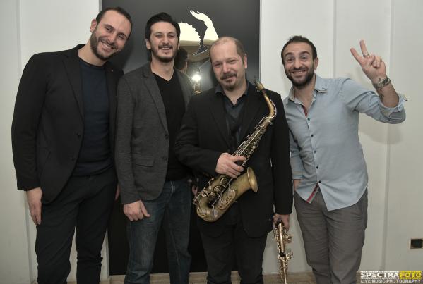 Dea Trio e Stefano di Battista ardeajazz