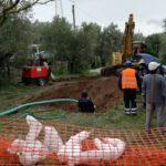 Tentato furto di gasolio in Via Apriliana