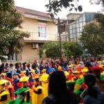 Le scuole Toscanini e Marconi aprono il Carnevale Apriliano 2018