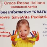 Corso di manovre salvavita al Baby Club di Aprilia
