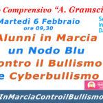 La Gramsci in marcia contro il bullismo