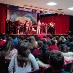 Settimana di lezioni-concerto alla Garibaldi di Aprilia
