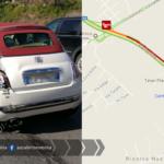Nuovo incidente sulla Pontina, problemi nelle vicinanze di Aprilia 2
