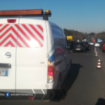 Incidente all'uscita di Via Vallelata, rallentamenti sulla Pontina verso Roma
