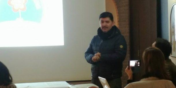 Roberto Boi conferenza Porcelli