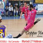 Torna la Coppa Italia, la United Aprilia pronta alla sfida di stasera