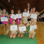 Ottima prova della palestra A.S.K.S. di Aprilia nel Campionato CSEN
