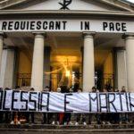 Domani lutto cittadino a Cisterna: le disposizioni per i funerali di Alessia e Martina