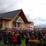Più di mille persone al funerale di Alessia e Martina