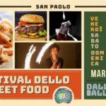 Parte da Roma il tour 2018 del Festival dello Street Food