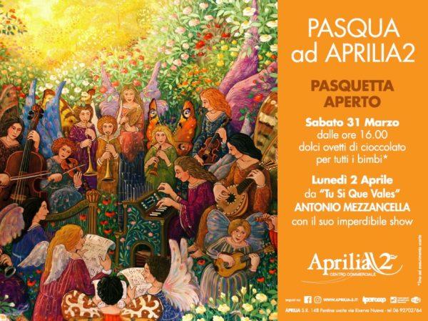 pasqua aprilia 2