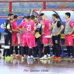 Rimonta United, Fondi battuto 3-2