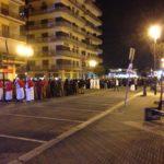 Festività di Pasqua, la città in cammino sulla Via Crucis