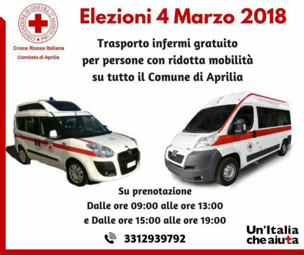 ambulanza mobilità elezioni voto 1