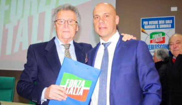 fausto lazzarini forza italia