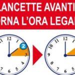 Torna l'ora legale: i pro e i contro