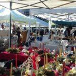 Il bel tempo regala il ritorno del mercatino della terza domenica