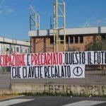 Contromanifestazione del Blocco Studentesco al Rosselli