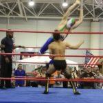 Italian Wrestling Superstar: esordio per l'apriliano Simon Tornado
