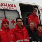 La Croce Rossa di Aprilia nell'elenco delle organizzazioni di volontariato del Lazio