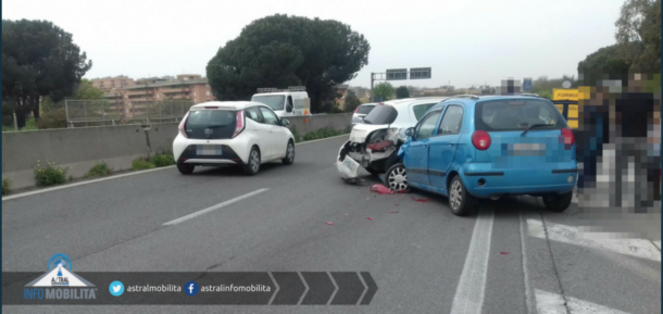 incidente pontina pomezia