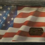 """Consegnata piastrina di soldato americano alla famiglia da """"Un ricordo per la pace"""""""