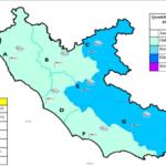 Due giorni di forti venti su tutto il Lazio