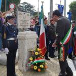 A Campoleone il ricordo dei caduti nella Battaglia di Aprilia