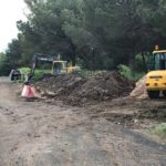 Avviati i lavori per il secondo stralcio della rete fognaria a Fossignano