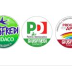 Presentate le liste a sostegno di Giusfredi Sindaco per le prossime elezioni