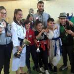 Ottimi risultati per gli atleti di karate del Centro Sportivo Aprilia