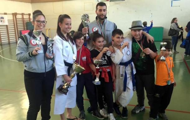 allievi amato karate trofeo tuscia